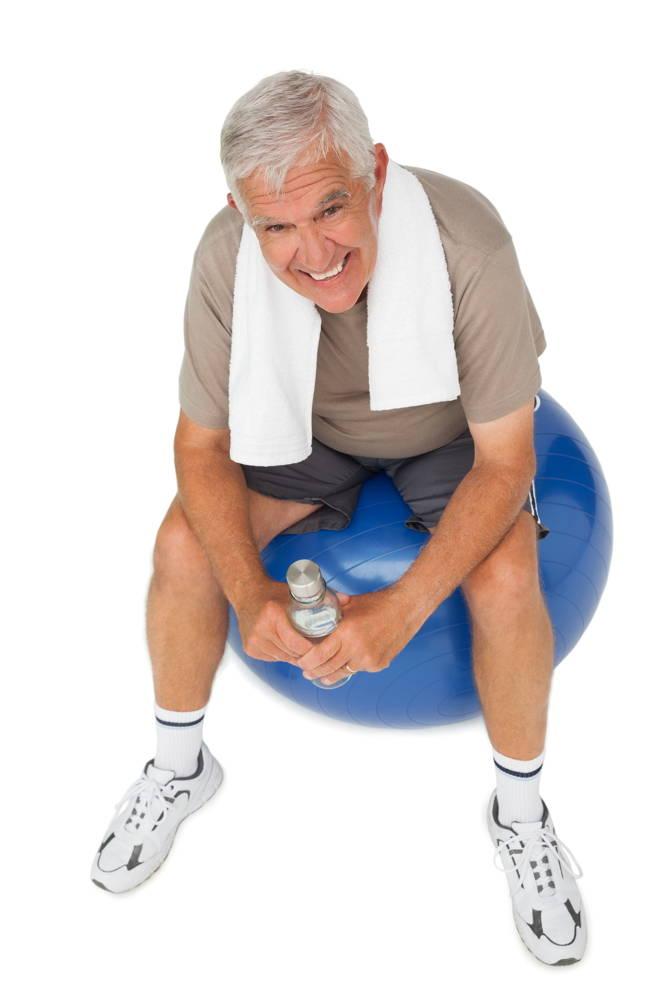 Ćwiczenia dla seniora rozciągajace o poranku
