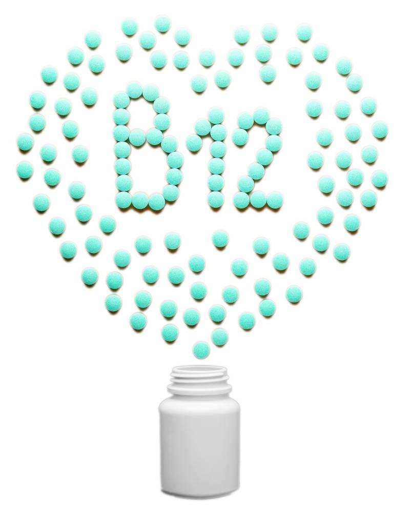 Życiodajna witamina B12 która wpływa na układ krążenia i odchudzanie