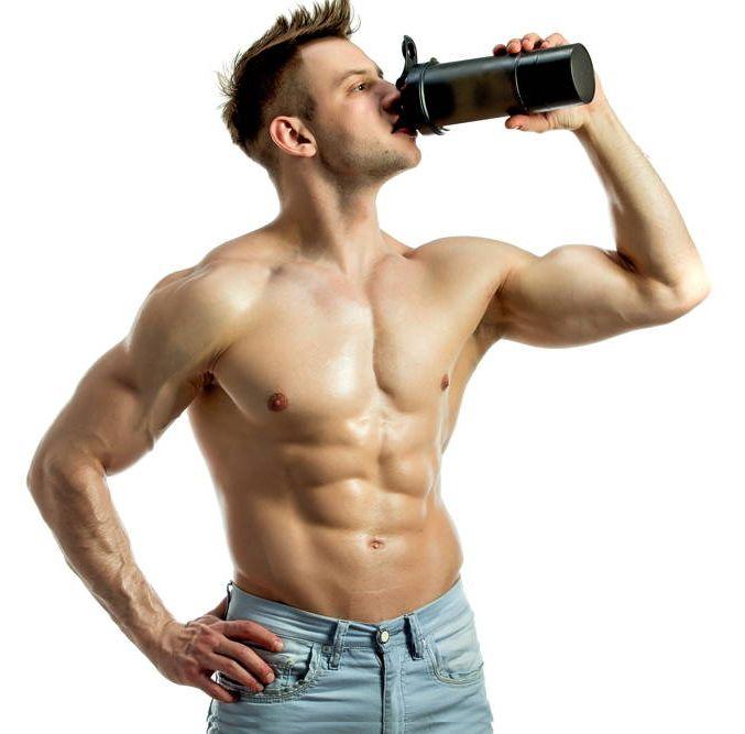 Budowa muskulatury i redukcja tkanki tłuszczowej białkiem serwatkowym