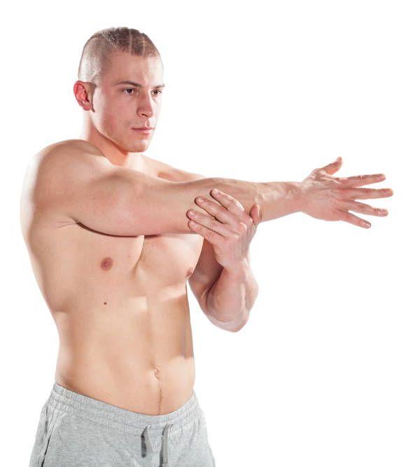 Domowa gimnastyka rozciągająca mięśnie